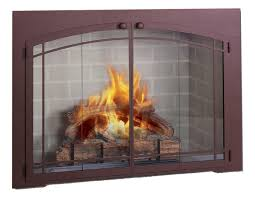 fireplace screens and doors. Image Of: Great Fireplace Screens With Doors And
