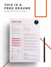 Eye Catching Resume Templates