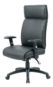 serta executive office chair boss leather w adjule arms air health in black bonded
