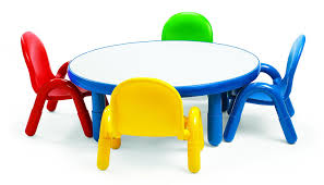 Small Picture Amazoncom Angeles Toddler Table Chair Set ROYAL BLUE Toys Games