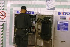 Septa Token Vending Machine Stunning SEPTA The Money Train Collecting Fare Revenue Along The Broad