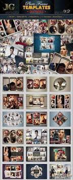 photo frame templates bundle v2
