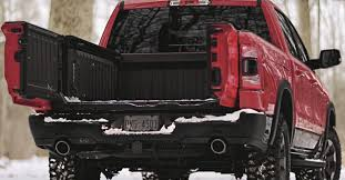 2019 Ram 1500 Multifunction Tailgate Debuts in Chicago | Engaging ...
