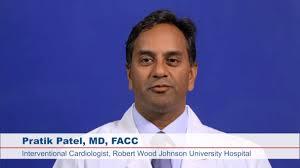 Pratik B Patel MD - New Jersey Health System