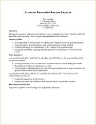 Download Accounts Receivable Resume Haadyaooverbayresort Com