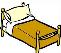 Image result for twin bed clip art