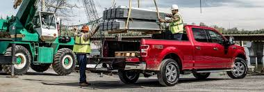 2018 Ford Truck Towing Capacity Chart Get To Know The 2018 Payload Towing Specs Of The 2018 Ford