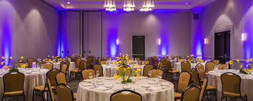 Crystal Light Banquets Chicago Chicago Hotel Wedding Venues Rosemont Renaissance Chicago