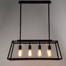 Vintage style lighting fixtures Edison Bulb Black Vintage Industrial Pendant Light Loft Style Lights Creative Nordic Retro Lamp Spider Edison Dining Living Room Lamps Imall Black Vintage Industrial Pendant Light Loft Style Lights Creative
