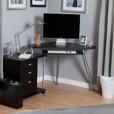 glass corner office desk. Full Size Of Furniture:decorative Black Glass Corner Desk 9 Computer Desks For Office