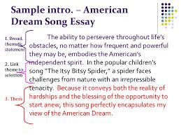 organizing style analysis essays use this presentation to help you  3 sample intro