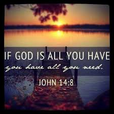 God Is All You Need Quote Custom God Motivational Quotes