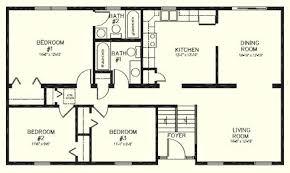 3 bedroom 2 bath house plans. Delighful Plans Bedroom Bath Lithe 3 2 House Plans In