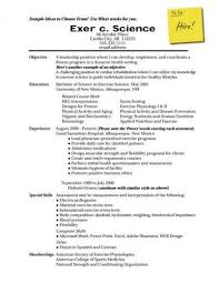 ... How To Write A Profile For Resume 7 10 Job In ...