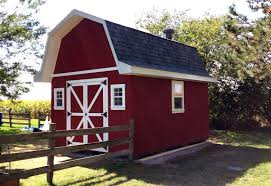 12x16 tall barn style shed plans