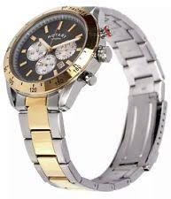 46a rotary mens watch chronospeed two tone gold stainless steel rotary gb03429 20 men s two tone chronography bracelet watch