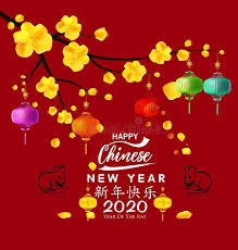 Find & download free graphic resources for chinese new year. Happy New Year 2020 Merry Christmas Happy Chinese New Year 2020 Year Of The Ra Spon Chinese New Year Flower Happy Chinese New Year Chinese New Year 2020