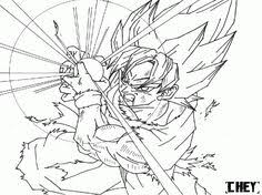 Small Picture dragon ball z pictures to print and color gouko Dragon Ball Z