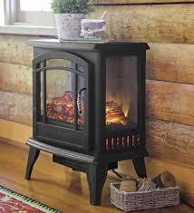 panoramic electric fireplace stove