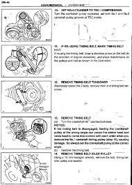 Service Manual for Toyota 1kz-te Turbo Diesel Engine | landry ...