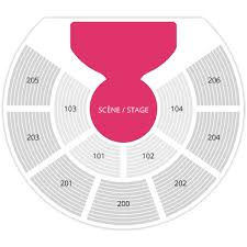 Cavalia Montreal Seating Chart 514 Tickets Com