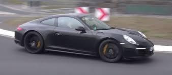 2018 porsche 911 gts. interesting 2018 2018 porsche 911 gts on nurburgring throughout porsche gts