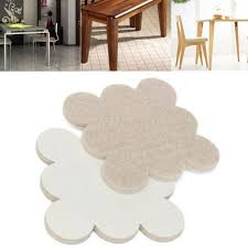 2018 whole self adhesive floor furniture wall chair scratch protector chair feet pads round pads desk table feet pad mat new ms253 from hogane