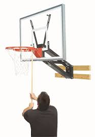 bison qwikchange wall mounted basketball hoop 48 inch acrylic