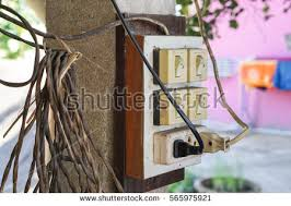 old wiring stock images, royalty free images & vectors shutterstock Old Electric Wiring close up old electricity switches with plug and socket old electric wiring
