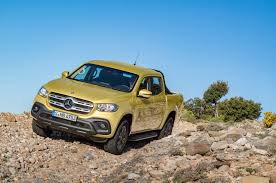 Mercedes Reveals the X-Class, a Pickup Truck With a Little Luxury ...
