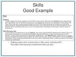 40additional Skills To Put On A Resume Notice Paper Interesting Additional Skills To Put On Resume