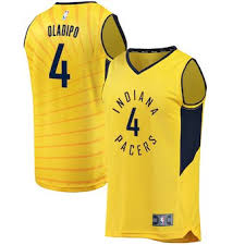 Colors Victor Cave all Oladipo Pacers Jersey —