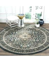 7 ft round area rug excellent surprising design ideas circle rugs 8 wool wayfair 8x10 round area rugs circular wool