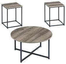 wadeworth table set coffee table and 2