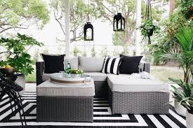 best furniture for small outdoor spaces