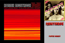 <b>Ronnie Montrose's</b> Final Album '<b>10X10</b>' and Expanded Reissues of ...