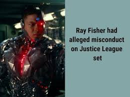 Fatman beyond ray fisher spills the justice league tea. Warner Bros Slams Ray Fisher Claims He Is Not Cooperating In Justice League Set Misconduct Investigation