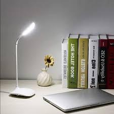 Eureka Lighting 4256 Lovato Flexi Swan Lamp With Touch Sensor Battery Usb