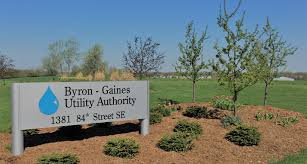 Byron-Gaines Utility Authority – A Water and Sewer Utility