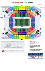 Titans Stadium Seating Chart Titans Stadium Seating Chart Related Keywords Suggestions