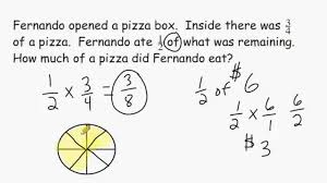Kindergarten Division Fraction Word Problems Worksheets Image ...