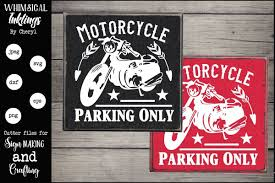 You may also like big mouth bass or australian bass clipart! Motorcycle Parking Only Svg 179880 Svgs Design Bundles In 2020 Design Bundles Whimsical Svg