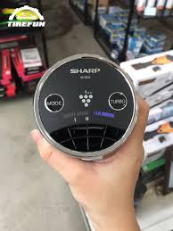 Có nên dùng máy khử mùi ô tô Sharp Thái Lan?