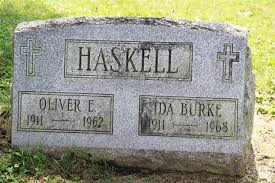 Ida Burke Haskell (1911-1968) - Find A Grave Memorial