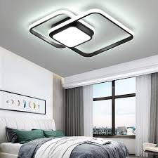 <b>LICAN</b> Bedroom Living room <b>Ceiling</b> Lights <b>Modern LED</b> lampe ...