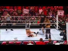 Best Clothesline From Hell WWE Raw 242424 Bradshaw JBL Clothesline From Hell To Heath 9