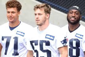 New England Patriots 2018 Roster Breakdown Tbd Wr Braxton