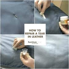 fix leather sofa fix leather couch rip charming tear in leather couch s repair large rip