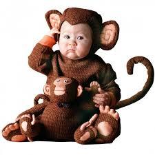 tom arma monkey infant toddler costume size 4 5 jpg