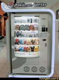 Pokemon Center Vending Machine Cool Pokemon Center Funny Pics Funnyism Funny Pictures